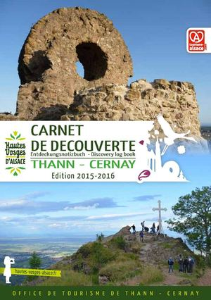 Carnet Decouverte Thann Cernay 2015 Bd