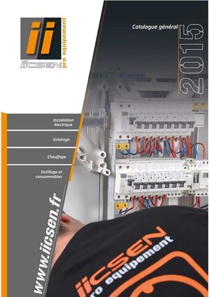 Catalogue IICSEN 2015 Calameo