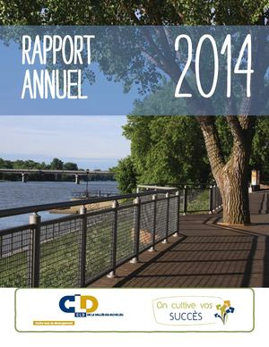 Rapport Annuel Cldvr 2014
