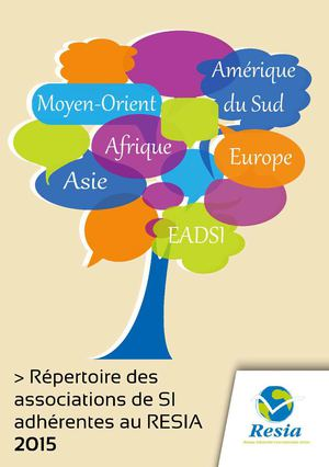 Repertoire des associations membres