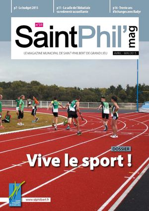 Saint Phil Mag N°31 (avril 2015)