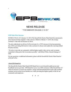 epb customer service