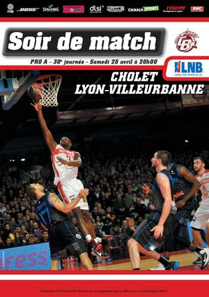 Soir de Match J30 CB-ASVEL