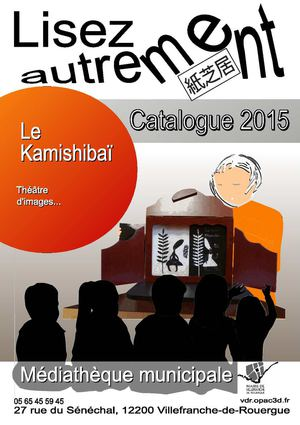 Catalogue Kamishibaï 2015