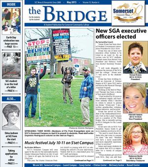 The Bridge - May 2015