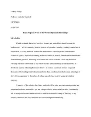 Zack Topic Proposal - Peer Review