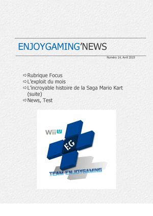 Enjoygaming'news 14