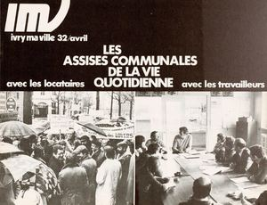 Ivry ma ville n°32 - avril 1975