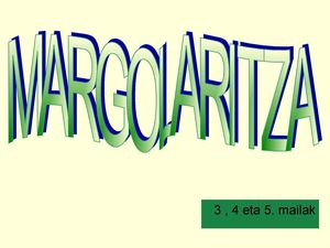 Power Point Margolaritza
