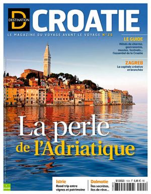 Destination Croatie