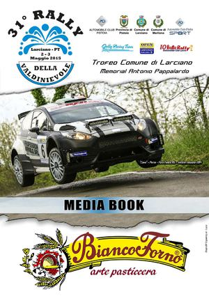 Media Book Rally Valdinievole 2015