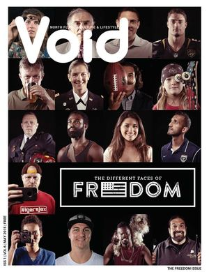 Void Magazine Issue 55