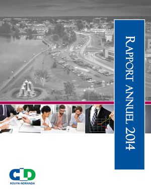 CLD RN - Rapport Annuel 2014