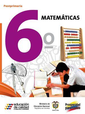 Calaméo - Matematicas Grado 6