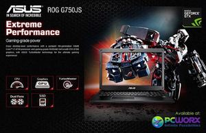 Get The Asus Rog G750js T4197h For Only P99984 From Pcworx While Stocks Last66454 66454