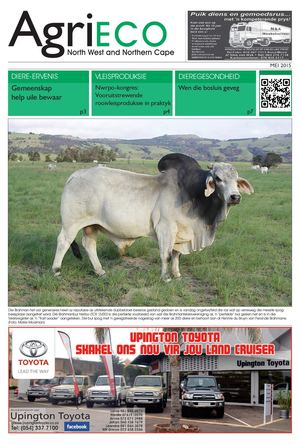 Latest issue North West & Northern Cape May 2015