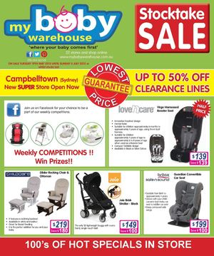 MBW Sales Catalogue June 2015