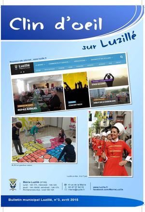 Clin D'oeil Avril 2015