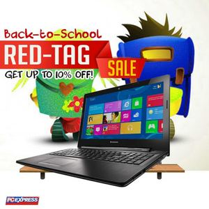 Red Tag Sale With Up To 10 Off At Pc Express For A Limited Period Only66504 66504