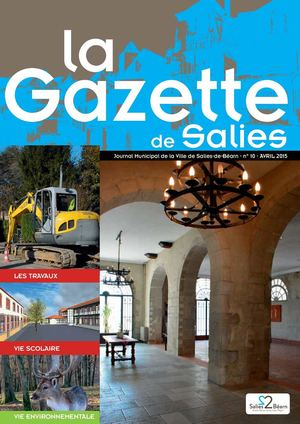 Gazette N°10 Avril 2015 Bd