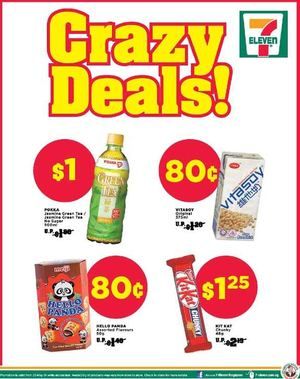 Crazy Deals At 7 Eleven Offers Valid From Now Till May 20 2015 66811