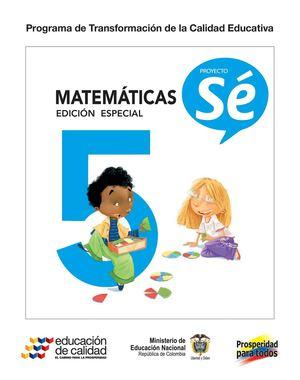 Calaméo - 5° Matematicas Libro De Estudiantes