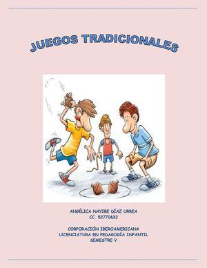 Calameo Juegos Tradicionales