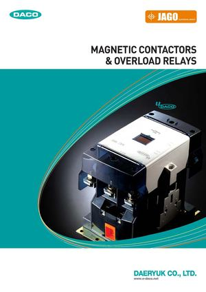 Calaméo - DACO Contactors MC and Thermals TH on