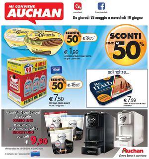 Tavoli E Sedie Da Giardino Auchan.Calameo Volantino Auchan Calabria Dal 28 Maggio Al 10 Giugno