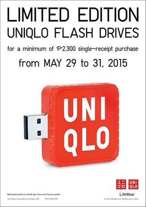 Calameo Get A Limited Edition Flash Drive With Minimum Purchase