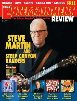 Inland Entertainment Review Magazine, June 2015