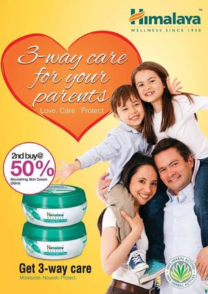 3 Way Care For Your Parents Promotion At Himalaya Healthcare Valid Until 7 June 201567864 67864