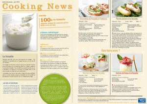 Cooking News Juin 2015