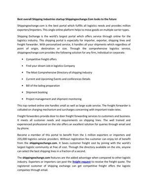 Calaméo - Press Release