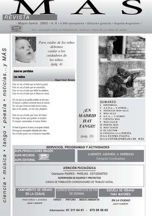 Revista CULTURA MÁS N_ 00 Web