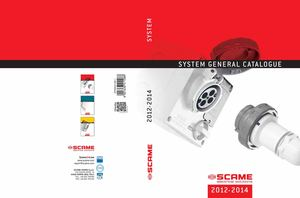 SCAME General Catalogue