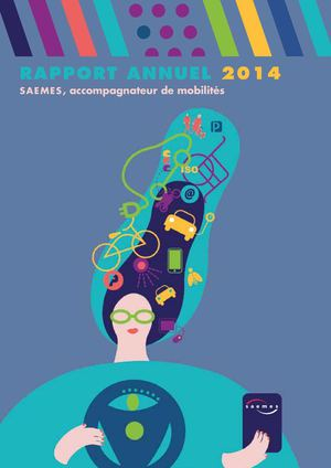 Rapport Annuel Saemes 2014
