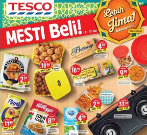 Lebih Jimat Lebaran Ini Mesti Beli At Tesco Offers Are Valid From June 4 17 2015 68233