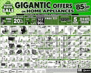 Gigantic Offers On Home Appliances Up To 85 Off At Courts Valid Till June 8 201568272 68272