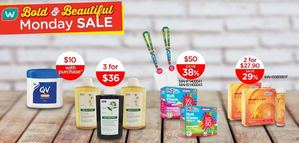 The Bold Beautiful Monday Sale At Watsons Valid From June 8 10 201568306 68306