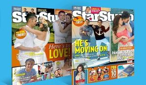 Grab Your Copy Of The June Issue Of Star Studio Magazine At Your Favorite Newsstands Now68328 68328