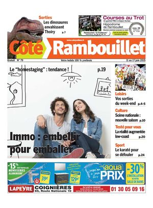 Calaméo - Côté Rambouillet N°79