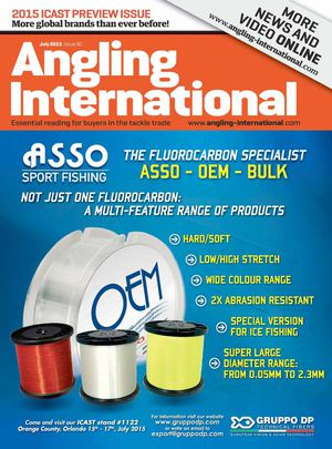 Angling International - July 2015 - Issue 90