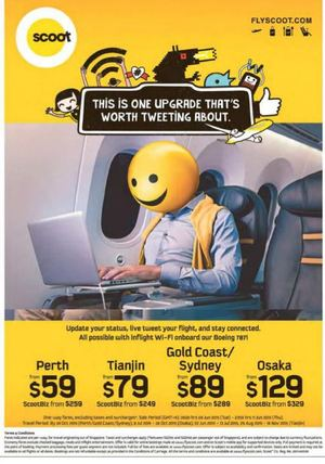 An Upgrade Thats Worth Tweeting About At Scoot Book From June 9 11 2015 68387