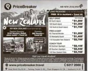 Explore New Zealand At Your Own Pace At Pricebreaker Book Now While Seats Last68393 68393
