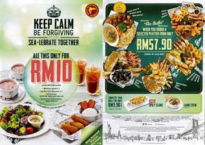 Check Out The Fun Tastic Rm10 Deal At The Manhattan Fish Market While Servings Last68427 68427