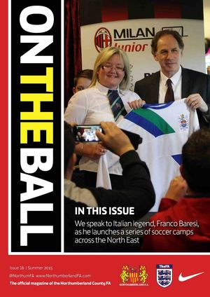 NFA - On The Ball - Issue 16 Summer2015