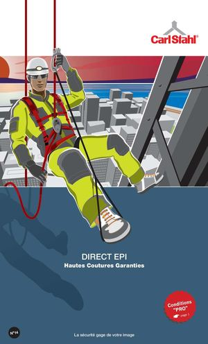DIRECT EPI N°14 Equipements de protection individuelle