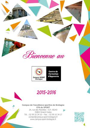 Brochure Stagiaires Formations