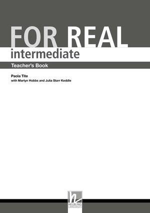 Calamo teacher books intermediate for real teacher books intermediate for real fandeluxe Choice Image